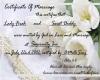 Firah&Sweet Certificate