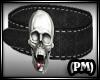 (PM) Vampire Skull Belt