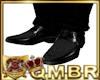 QMBR Dress Shoes Blk