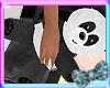 x!Bear Stuffy Panda M