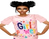 KIDS GIRL POWER TSHIRT