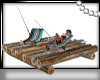 (K)Fishing raft