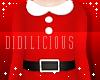 !D! Xmas Santa Kid Top