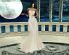Luxurious Champagne Gown