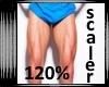 G`Thick LegsScaler120%