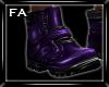(FA)Boots Purp.