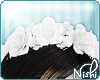[Nish] Flowers White