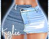 RL Lola Latex Skirt