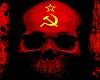 Soviet Skull Poster