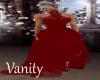 Verda Red Evening Gown