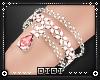 !D! Ivy Bracelets Left