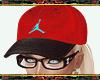 Dope :: Red Jordan Cap