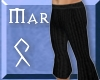 ~Mar Viking Pants Blk