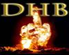 DHB Sign