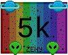 Support sticker (5k)
