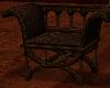 Ornate Wood Chair