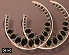 K| Priscilla .. Earrings