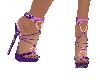 Purple Spring Heels