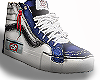 high school student shoe