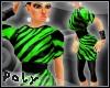 Shazzam!~Dress [green]