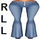 Blue Mina Jeans RLL