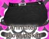 AnimatedBlowupSkirtblack