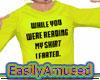 Fart Shirt