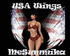 USA Pride Wings