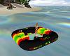 Rasta Island Party Float