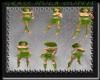 [FCS] Grass Hula Outfit