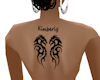 Kimberly Dragon Tattoo