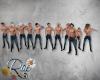 RVN♥ Men's Poses