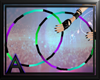 Animated Neon Rave Hoops
