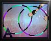 Animated Neon Rave Hoops