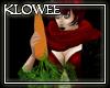 Hand Held Carrot (F)