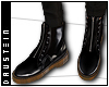 d| ADW Lace-Up Boots