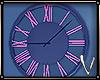 ROMAN CLOCK VII ᵛᵃ