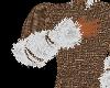 SockMonkey M. arm fur