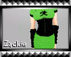 green geisha dress