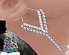 Jorja's Diamond Earrings