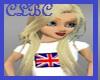 CLBC Brit Tee