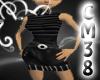 [C] BlackTurtleNeckDress