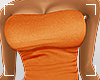 ṩCrop Top Orange