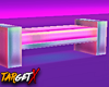 ✘ Pink Glow Bench