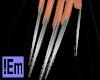 !Em Serrated Blade Nails
