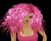 Evie Pink Glitter