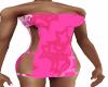 Pink Star MiniMuse Dress