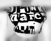 Punk RaWr Top
