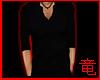 [竜]Dark Polo Shirt