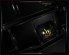 † -nq: fireplace